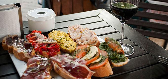 5 Planes gastronómicos para disfrutar este otoño