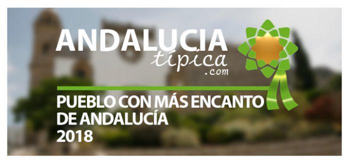 El pueblo con más encanto de Andalucía 2018