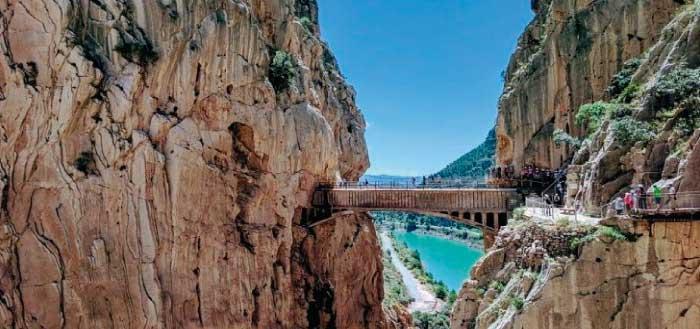 El Caminito del Rey, la experiencia más emocionante que vivirás en Andalucía