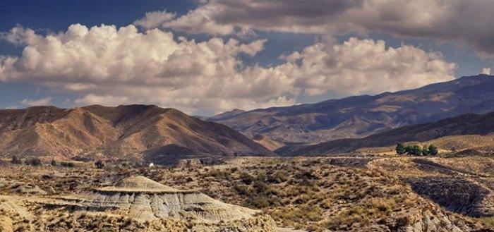 El Desierto de Tabernas, mucho cine, rocas e historia