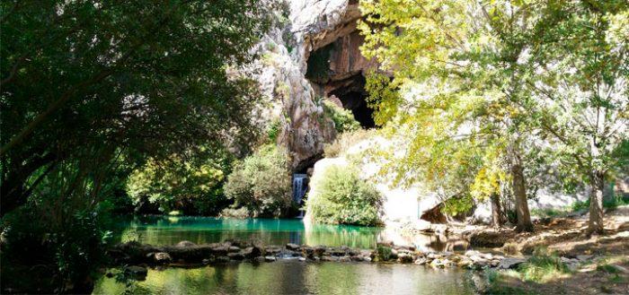 La Andalucía del agua, entornos naturales donde evadirse