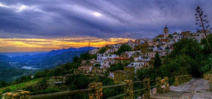 Las Alpujarras, un paraíso natural
