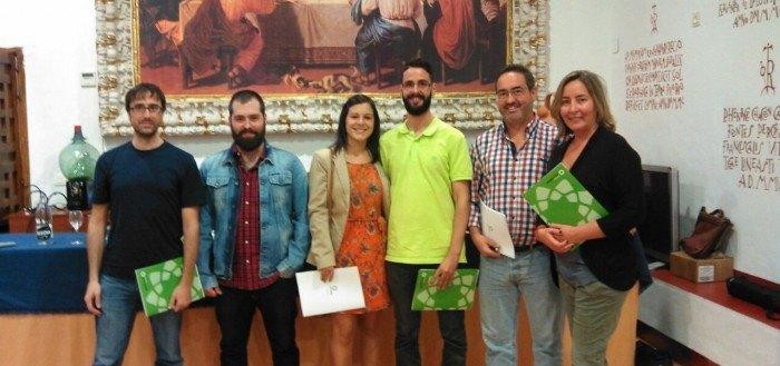 Presentación de Andalucía Típica en Priego de Córdoba