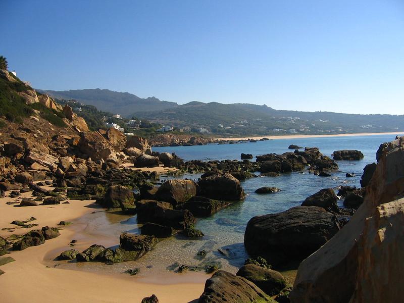 Playa en Zahara de los Atunes