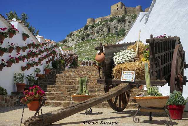 Rincón Encantador del Castillo de Belmez