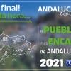 La lista definitiva... ¡Vota por el pueblo con más encanto de Andalucía 2021!